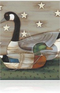 canadian-goose-and-mallard